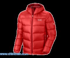 campera mountain hard wear kelvineitor de duvet pluma 800